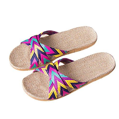 Sandalias mujer verano Sannysis sandalias bohemias