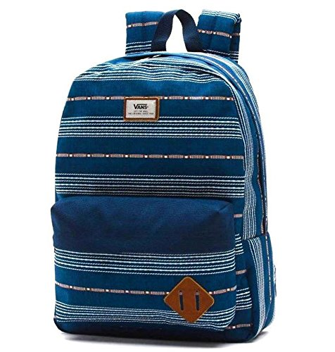 Vans - Old Skool Ii, bolsa de medio lado Hombre, Azul (dress Blues), Talla Unica