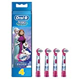 Oral-B Stages Power - Pack de 4 cabezales de recambio para cepillo...
