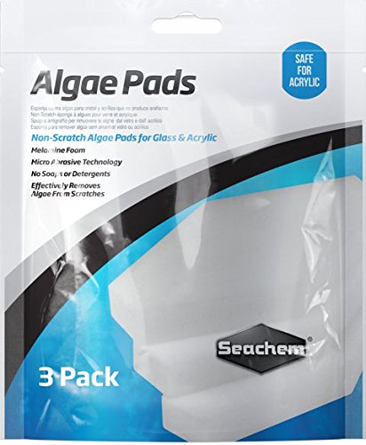 Seachem Pets-N-Us Laboratories Algen Pad (3 Pack), 25 mm -
