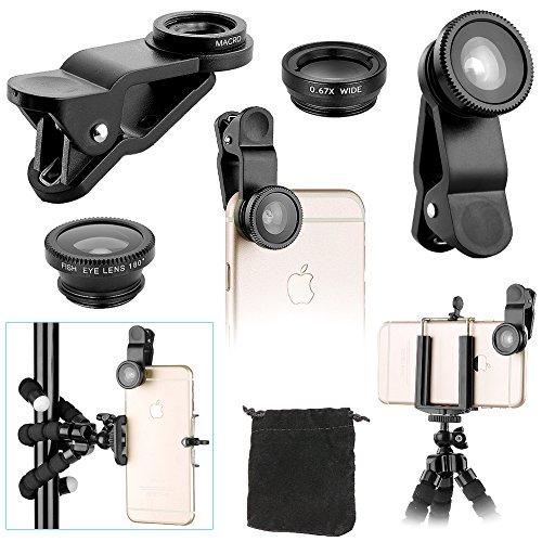 Neewer Kit de lente de iPhone cámara...
