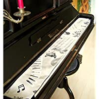 Tastenläufer für Klavier, Tastatur Concerto