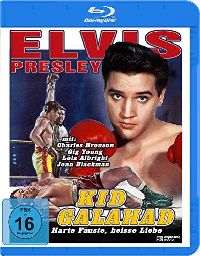 Kid Galahad - Harte Fäuste, heiße Liebe [Blu-ray]