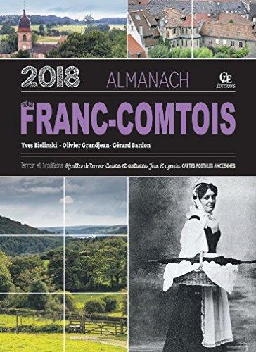 Almanach du Franc-Comtois 2018
