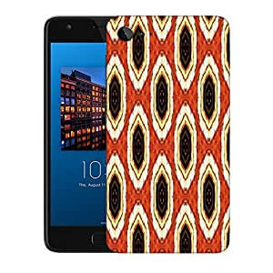 Snoogg Abstract Multicolor Pattern 1 Designer Protective Phone Back Case Cover For Lenovo Zuk Z2 / Z2 Plus