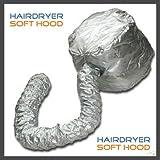 Portable Hair Dryer Soft Hood Bonnet Attachment