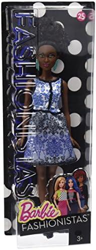 Barbie - DMF27 - Fashionistas 25 - Brocart  Brocart - Bleu B014AHMRUY b955f7
