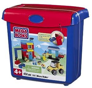 Mega Bloks  - 00269U - Set de construcción  - Micro Bloks Scoop