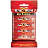 Big Red Cinnamon Chewing Gum 4 x 5 Stick Pack