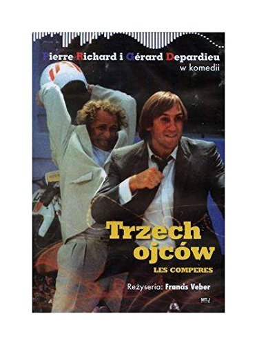 Les compères [DVD] [Tract 2] (IMPORT) (No English version) by Pierre Richard