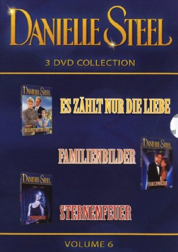 Danielle Steel - Box Vol. 6 (3 DVDs)