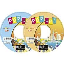 Pop up ! CM1 - Double CD Audio élève