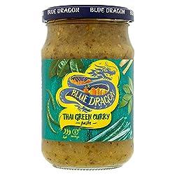 Blue Dragon Thai Green Curry Paste, 285g