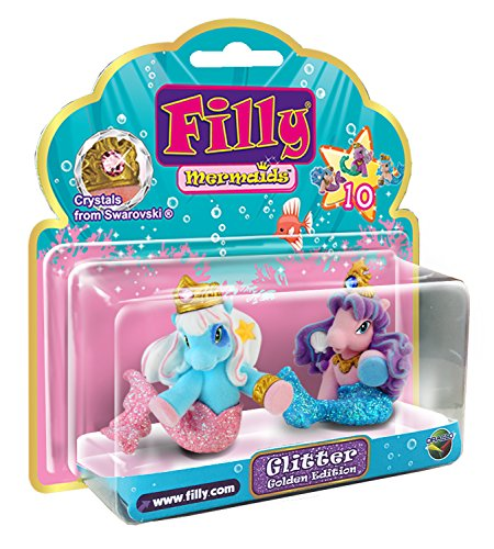 Preisvergleich Produktbild Dracco M200084 - Filly Mermaids - Beste Freunde