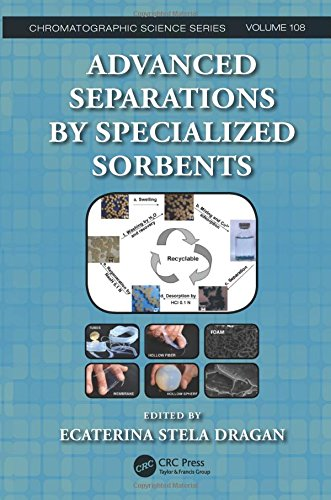 Advanced Separations by Specialized Sorbents (Chromatographic Science Series, Band 108) -