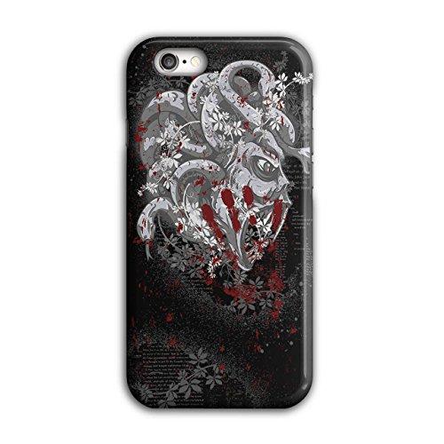 Python Kostüm (Teufel Tier Blut Horror Python Haar iPhone 6 / 6S Hülle |)