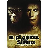 El Planeta los Simios 1968