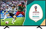 HISENSE H43AE6000 TV LED Ultra HD 4K HDR, Precision Colour, Super Contrast, Smart TV VIDAA U,...
