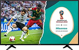 Hisense H65AE6000 163 cm (65 Zoll) LED Fernseher (Ultra HD, HDR, Triple Tuner, Smart TV)