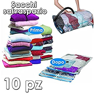 10 Space-Saving Vacuum Bags for Saving Space 98 x 68 cm by Area Shopping
