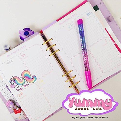 a5-refill-handmade-per-agende-planner-settimana-su-2-pagine-rainbow-lunicorno