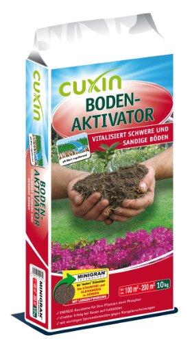 Cuxin 10110 Bodenaktivator, 10 kg