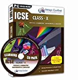 #4: Average2Excellent Class 10 Combo (Physics, Chemistry, Maths, Biology) ICSE (DVD)