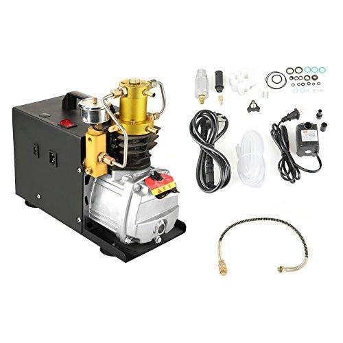220V 40Mpa Compresseur Pompe à Air Gonflage Electrique Automatique Haute Pression Refroidi par Eau