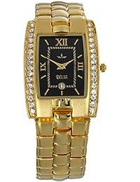 Bellux – Louis Xiv de oro de Black – Reloj de hombre/Señor Reloj de