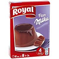 Royal Flan Milka - Total: 115 gr