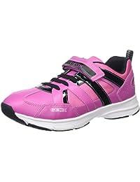 Geox Unisex-Erwachsene J Top Fly Girl A Sneaker
