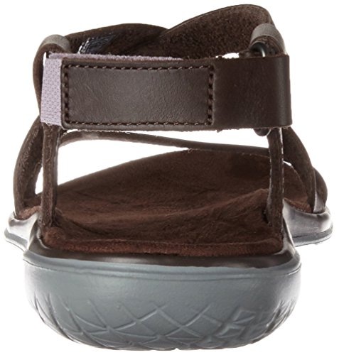 Teva, Sandali Donna Marrone (Brown Brn)