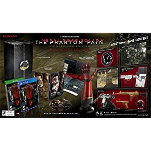 Metal Gear Solid V: The Phantom Pain – PlayStation 4 Collector's Edition