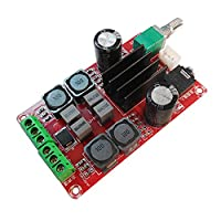 TPA3116D2 2*50W Digital Amplifier Board Class D Dual Channel Stereo 12/24V