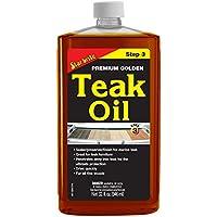 Aceite de Teca Premium Star Brite 473 ml