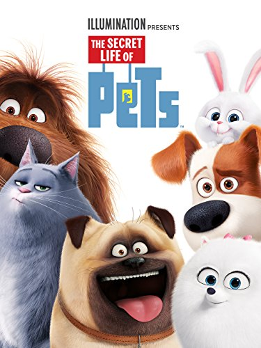 The Secret Life of Pets (4K UHD)