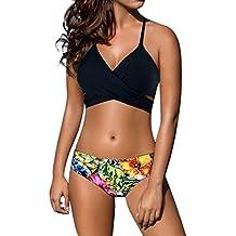 l'atteggiamento migliore 85365 71948 Amazon.it: costumi mare da donna calzedonia - Multicolore