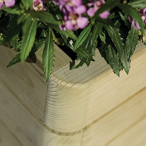 Rowlinson Marberry Rectangular Planter