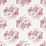Knorr Prandell–Stoff Baumwolle rosa Creme Mia Tilda