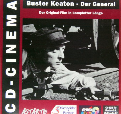 CD-Cinema 'Der General'. CD-ROM. Der Original-Film in kompletter Länge