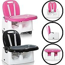 Tragbare Sitzerh/öhung Verstellbar Kinder Seat Pad Cartoon Stil 31.5 X 31.5 X 8 cm Yves25tate Sitzerh/öhung Stuhl F/ür Kinder
