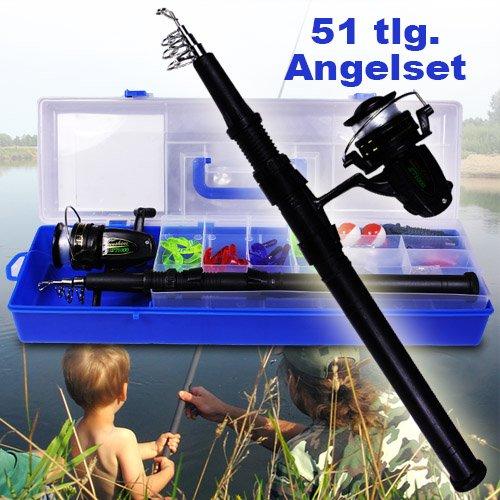 51-tlg-Kinder-Angelset-in-einer-Box