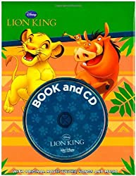 Disney Lion King Storybook & CD (Disney Storybook & CD) by Disney (2012-10-08)
