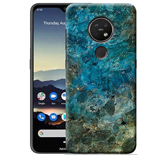 Tip 'n' Top Designer Customized Printed Mobile Back Cover for Nokia 7.2 (Slim Fit, Full Protection) (Multicolour)