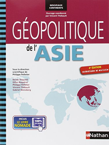 Géopolitique De L Asie [Pdf/ePub] eBook