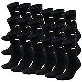 9 oder 18 Paar Puma Sport Socken für Damen und Herren )