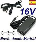 Adaptateur Secteur Alimentation Chargeur 16V pour Remplacement Clavier Yamaha PSR-750 PSR-950 puissance du câble d'alimentation