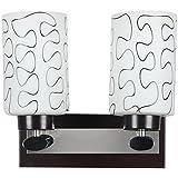 Lexton DL-034 Upheld Cylindrical Designer Wall Light (White)