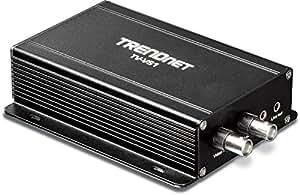 TRENDnet - Encodeur Vidéo Simple Canal AnaloGIque vers IP, TV-VS1