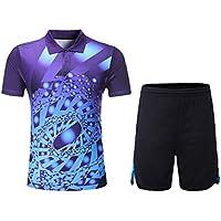 Kuncg Outdoor Sportswear Personalisierte Für Herren und Jungen Badminton Tragen Lässigen